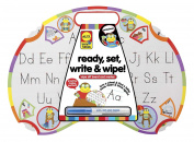 ALEX Toys Little Hands Ready Set Write and Wipe