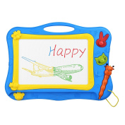 Magnetic Drawing Board - Elovtop Colourful Magna Doodle Drawing Board Toys for Children Learning & Education