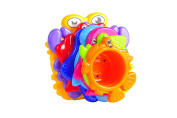 Under the Sea Animals Bath / Sand Stacking Cups For Boys And Girls. Brightly Coloured
