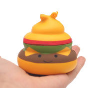 Squishies Jumbo Slow Rising Toy Squishy Cream Scented Key Charms Kawaii Squeeze Toys