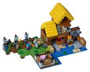LEGO Minecraft the Farm Cottage 21144 Building Kit