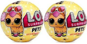 L.O.L. Surprise Pets Series 3-Wave 1 Unwrapping Toy Set of 2