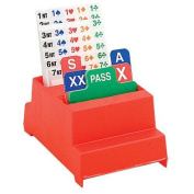 NEO CLASSIC BIDDING BOXES® - RED