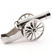 Miniature Napoleon Cannon Metal Naval Desktop Model Artillery Kit for Collection