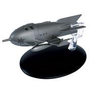 Star Trek Captain Proton's Rocket Ship Model with Magazine #111