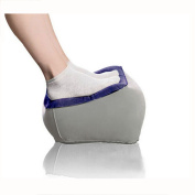 Giveme5 Inflatable Foot Rest Pillow Cushion Ottomans for Home Office & Travel, Leg Up Footrest Home Relax Reduce DVT Risk on Flights
