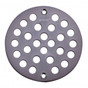 TRUSTMI 10cm Screw-in Shower Drain Cover Replacement Floor Strainer , Oil Rubbed Bronze