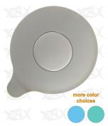 Bathtub Stopper / Tub Stopper / Bathtub Drain Stopper / Bathroom Stopper / Universal Drain Stopper / Aqua, Blue or Grey / by FNX Group Inc.