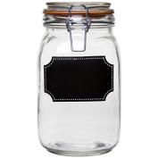 Home Essentials Chalk It Up Dot 1480ml BailandTrigger Canister