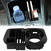 Car Central Water Cup holder Storage Box Frame For Mercedes Benz C class W205 GLC X253 2016 2017 interior accessories