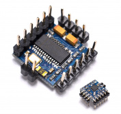 YoungRC Micro MinimOSD Mini OSD W/ KV TEAM MOD for F3 Naze Flight Controller