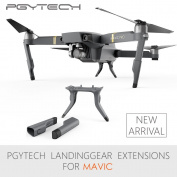 PGYTECH NEW Extended Landing Gear Leg Support Protector Extension Replacement Fit For Mavic Pro drone accessories