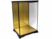 Glass Doll Display Case 11wx9dx7h #dc108-7
