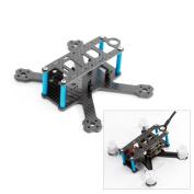 Usmile A-Max 98H 98mm Micro Brushless Carbon Fibre Quadcopter Frame Mini quad fpv racing quad similar with QAV-R QAV-X RX220 RX230 ZMR220 Martian X Frame support Runcam Micro Swift
