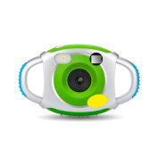 Kids Camera,Powpro Pcam PP-CDFP Kids Digital Video Camera with Soft Silicone Protective Shell