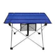 Hindom Ultralight Lightweight Outdoor Portable Folding Table with Carrying Bag for Camping, Hiking, Picnic ,Fishing, Travel and BBQ, Small