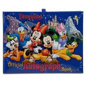 Disneyland Resort Exclusive Official Autograph Book