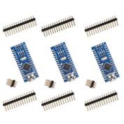 For Arduino Nano V3.0, Elegoo Nano board CH340/ATmega328P without USB cable, compatible with Arduino Nano V3.0
