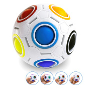 Y-Box Rainbow Ball Magic Fidget toy puzzle Magic Rainbow ball puzzle Fun fidget