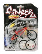 SCASTOE Finger Bike Sets -Mini Bikes + Spare Tools -Best Gift for Christmas