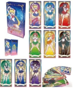 Sailor Moon 2017 Crystal 25th Anniversary Toei Official Licenced Limited Ed Tarot Cards