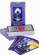 A Deeply Spiritual Tarot Deck. Agni ROERICH Tarot, 2017 Edition. Set of 78 Cards Based on Paintings by Nicholas Roerich. A Unique Tarot Cards Deck, a Pathway to Tarot Symbolism and Meaning