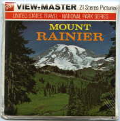 Mount Rainier National Park, WA - ViewMaster Reels 3D - Unsold store stock - never opened