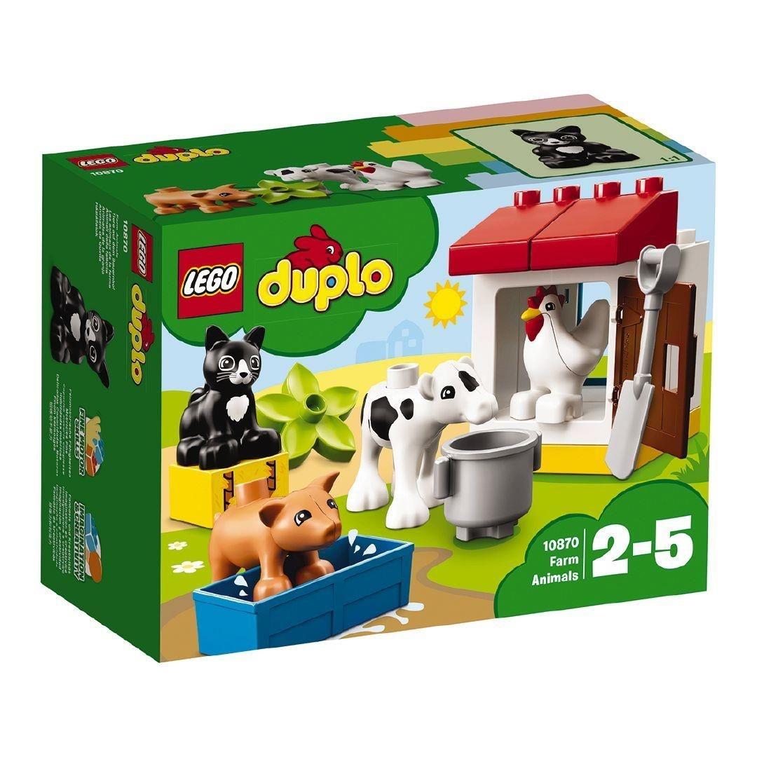 Duplo Farm Toys Buy Online From Fishpondconz