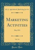 Marketing Activities, Vol. 14