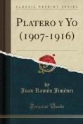 Platero y Yo (1907-1916)  [Spanish]