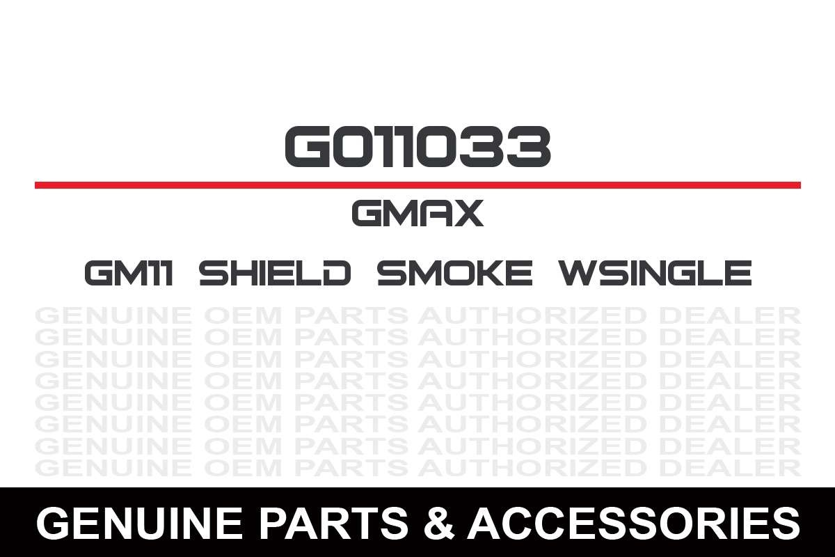 GMAX G054009 GMAX Helmet Replacement Parts and Accessories