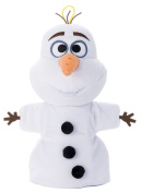 Queen / Hand Puppet / Olaf and snow Disney Ana