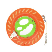 Outdoor 20cm Diameter Flying Kite with 350m Lines Kite Reel Flying Tools with String(20cm Kite Wheel with 350m Line)