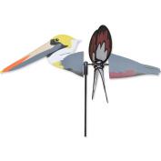 PELICAN Petite Garden Stake Wind Spinner by Premier Kites & Designs-50cm