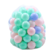 100pcs Ocean Ball Soft Toy Ball for the Pool Ocean Wave Ball Water Pool Balls Baby Funny Toys Outdoor Fun Sports Play Toys