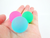 10pcs/lot Children Toy Ball Colored Bouncing Ball Rubber Outdoor Toys Kids Sport Games Elastic Juggling Jumping Balls