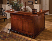 Hillsdale 62578AXCHE Classic Side Bar, Large, Cherry finish