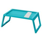 IKEA TV Tray KLIPSK Bed Tray, Turquoise