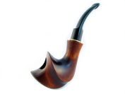 """Fashion Pipes - Exclusive Tobacco Pipe """"COMET"""" Classic Wooden Handcrafted, Limited Edition"""