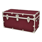 Rhino Trunk and Case Armour Trunk, XX-Large, Wine