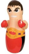 3D Bop Bag Blow Up Inflatable Punching Bag - Boxer