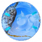 "Aqua Leisure Mega ""Snow Leopards"" Snowtube"