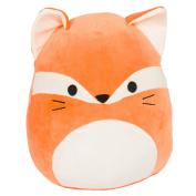 Kellytoy Squishmallow 20cm James the Fox Orange Super Soft Plush Toy Pillow Pet