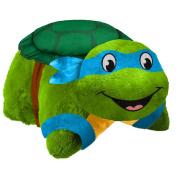 Nickelodeon TMNT Pillow Pets - Teenage Mutant Ninja Turtles Leonardo Stuffed Animal Plush Toy