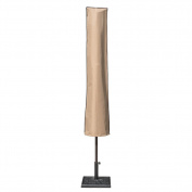Sundale Outdoor Heavy Duty Market Patio Umbrella Cover for 2.1m - 3.7m Umbrella, Water Resistant, Tan