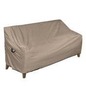"""ULT Cover Durable Patio Bench Cover, 100% Waterproof Outdoor Loveseat Cover and Heavy Duty Sofa Covers 180cm (L)x 30""""(W)x 35""""/60cm"""