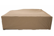 All Weather Large Outdoor Patio Sofa Covers Heavy Duty 3 Layer Thick Works On Any Outdoor Sectional Or Larger Seating Arrangements Measures 250cm x 320cm x 70cm