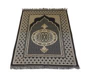Best Islamic Prayer Rug Silk Star Ottoman Pattern Janamaz Sajjadah Muslim Namaz Seccade Turkish Prayer Rug