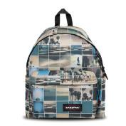 Eastpak Padded Pak'R Backpack EK62092R, 40 cm, 24 L, Sky Filter