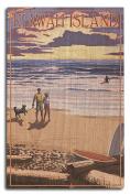 Kiawah Island, South Carolina - Sunset and Beach